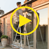 Youngman Aluminium Step Ladder Video Play