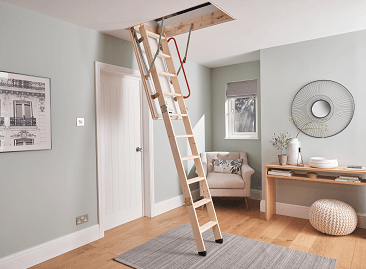 How to choose a loft ladder - contact Youngman